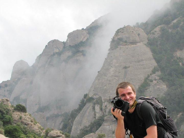 Sierra de Montserrat, Spain